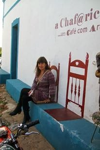 Cadeira da Fama com AnaMartins