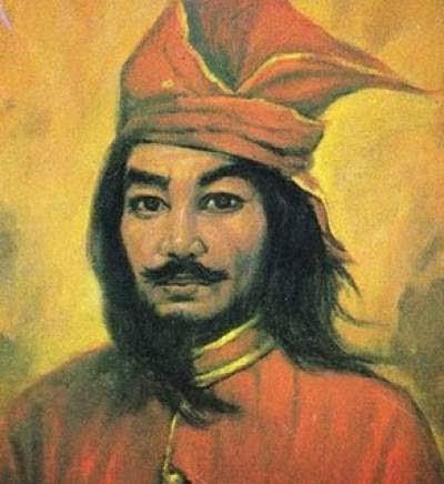 gambar pahlawan - Hasanuddin
