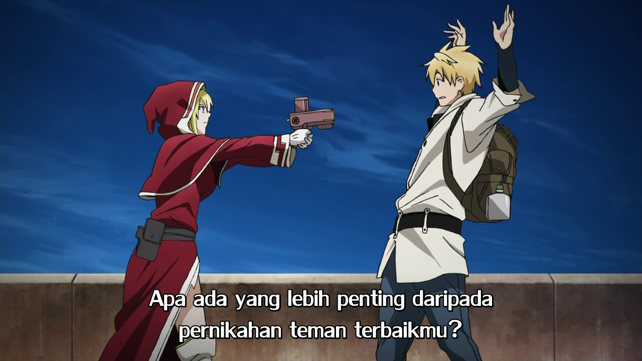 Download Break Blade Episode 3 Sub Indo