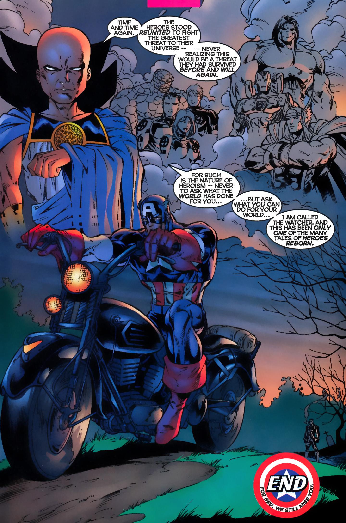 Captain America (1996) Issue #12 #15 - English 38