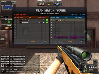 Free Download Counter Strike Poin Blank Offline 2013