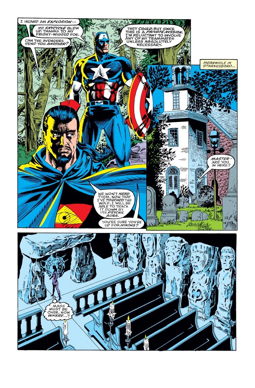 Captain America (1968) Issue #403 #352 - English 15