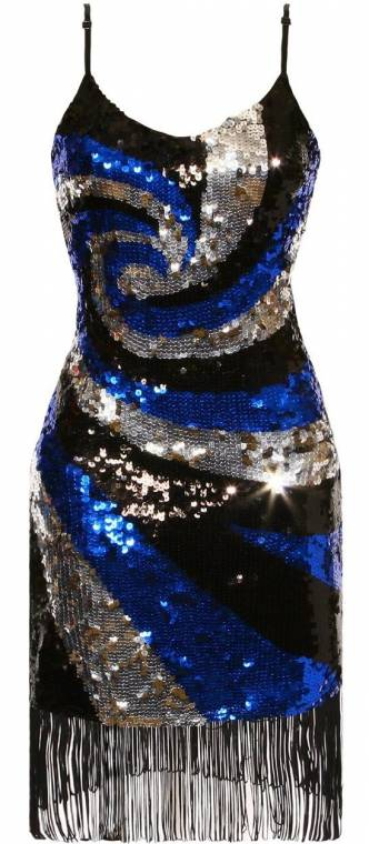 Sparkly Party Dresses For Christmas 2011