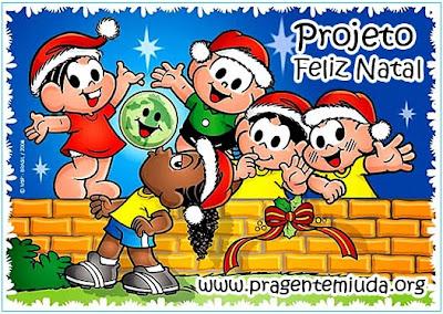 Projeto de Educação Infantil para Natal