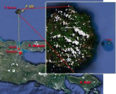 Keelokan Pulau Gili, Gresik