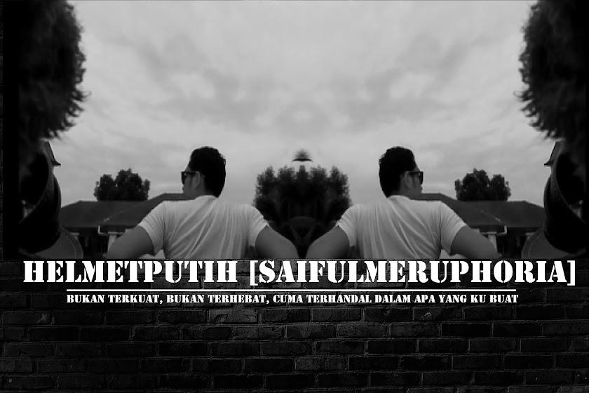 HelmetPutih [SaifulMeruphoria]
