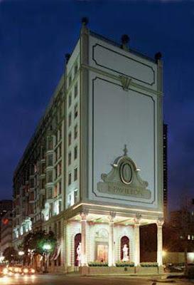 美國十大鬧鬼飯店 你∼住了嗎? Le Pavilion Hotel