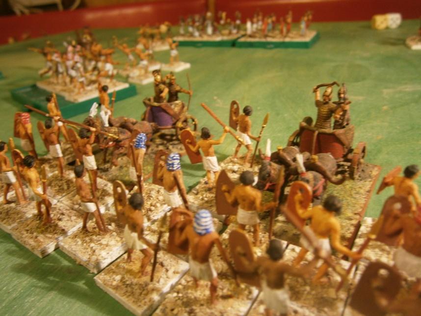 Ókori harcmezőkön