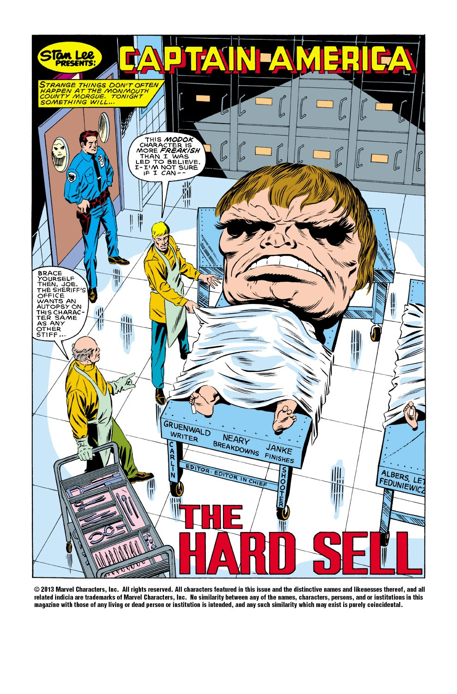 Captain America (1968) Issue #315 #243 - English 2