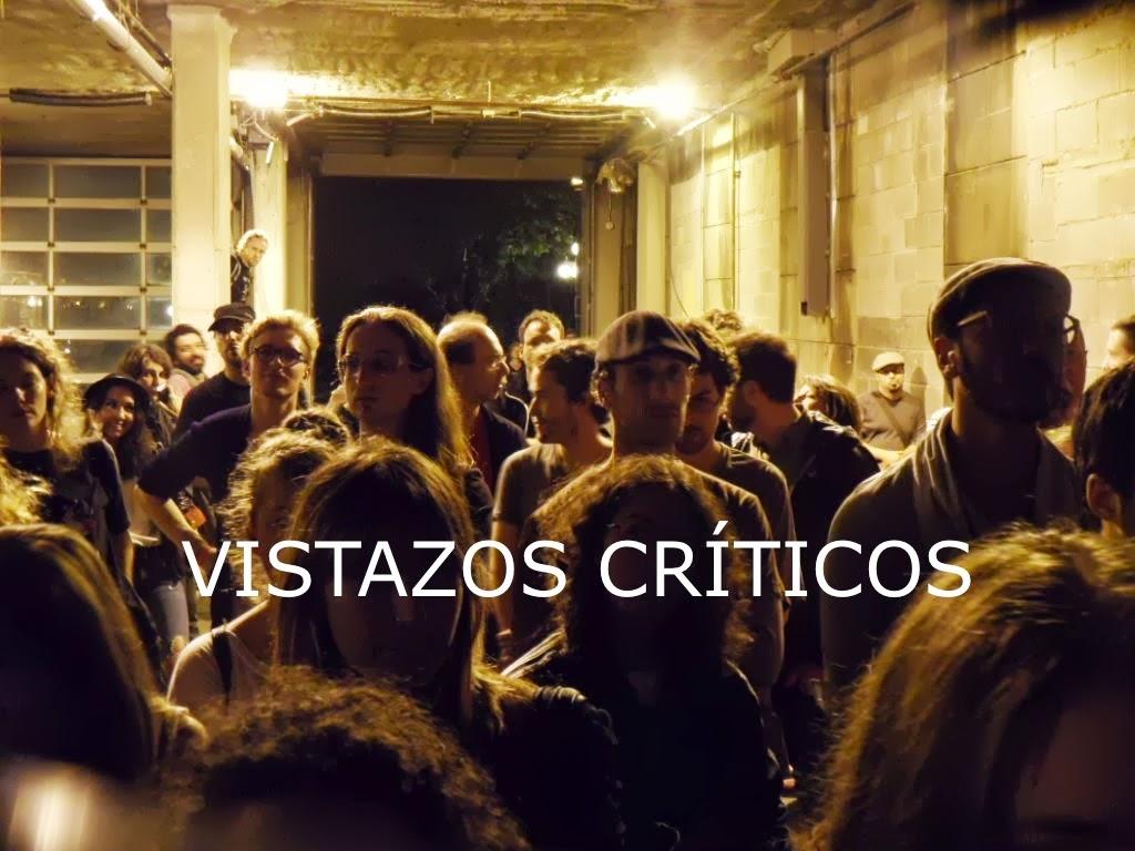 VISTAZOS CRÍTICOS (13 años de crítica de arte en Colombia)