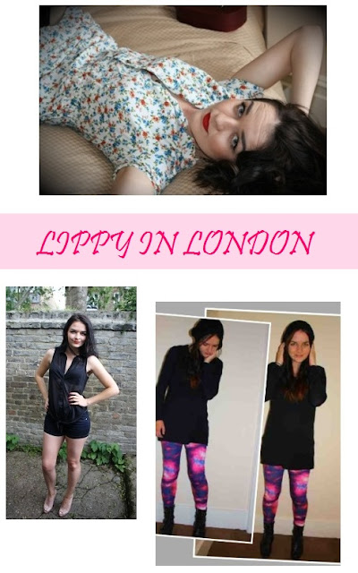 Feature Friday on Cherryfashion: Lippy in London