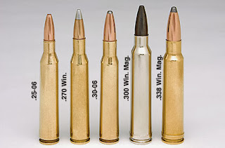 Browning BAR Rifle available calibers
