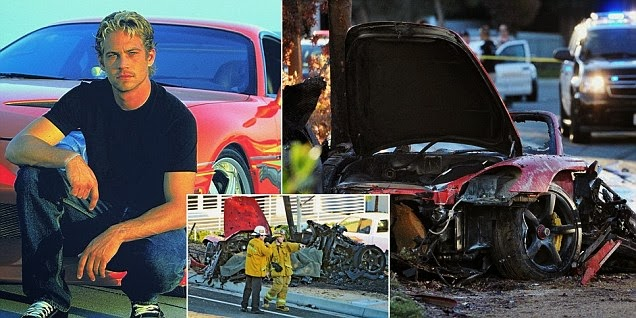 Paul Walker Dies in a Car Crash | Paul Walker | Paul Walker Death | 'Fast & Furious' star Paul Walker | Paul Walker car accident