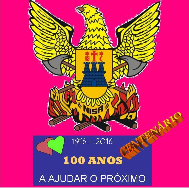 1916-2016 -BOMBEIROS DE NISA: UM SÉCULO DE VIDA
