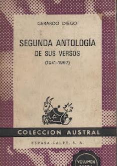 Segunda Antologia de sus versos 1918 - 1941
