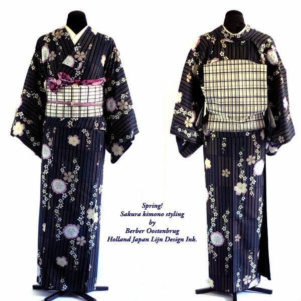 kimono seasons