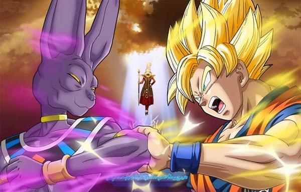 """""""Dragon Ball Z: La Batalla de los Dioses"""""""