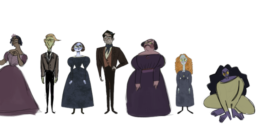 dynamic characters of jane eyre The story of one woman's fight for freedom and fulfilment on her own terms, jane eyre charts the title character's journey, from her beginnings as a destitute orphan through poverty, injustice and the discovery of bitter betrayal to her ultimate decision to follow her heart.