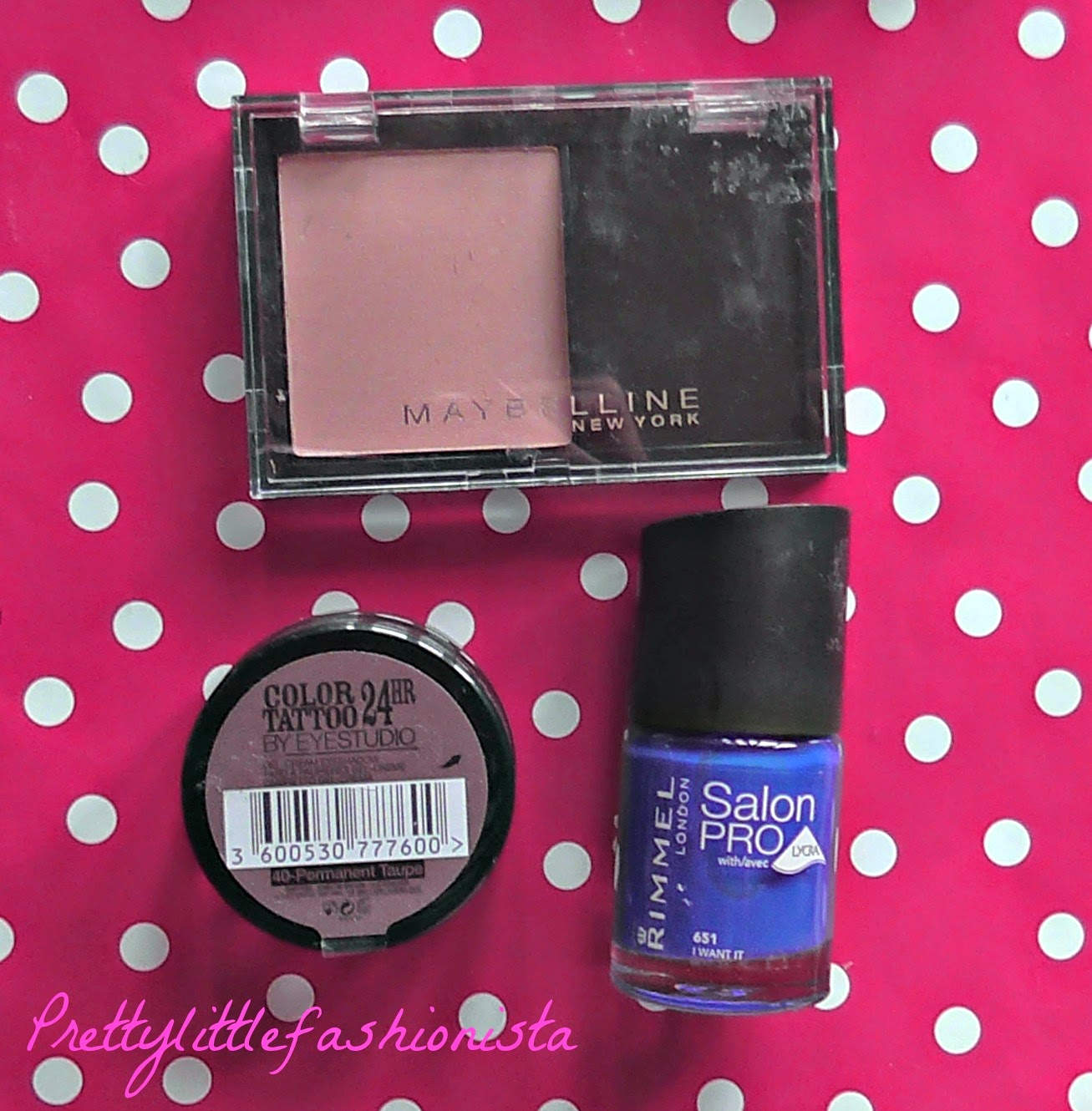 April Makeup Haul