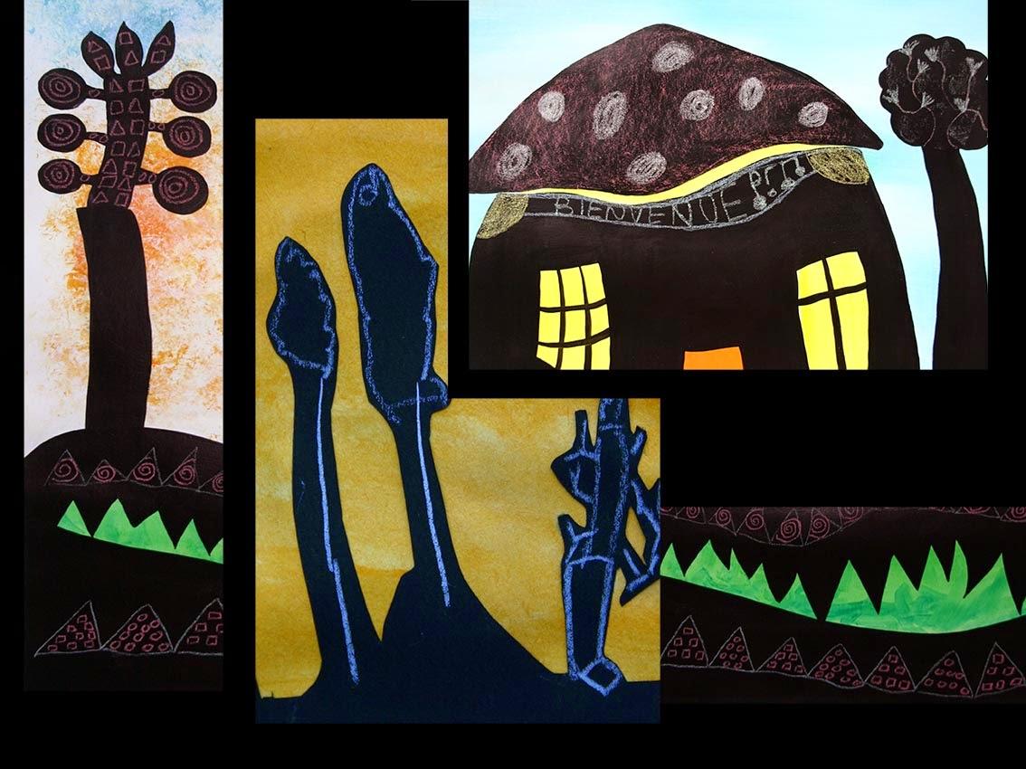 Lé Papier Peint Décoratif - Papier peint, frise et fibre de verre Décoration & Eclairage