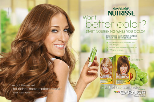 Beauty Coupons: $2 Off Garnier NUTRISSE HAIRCOLOR Coupon