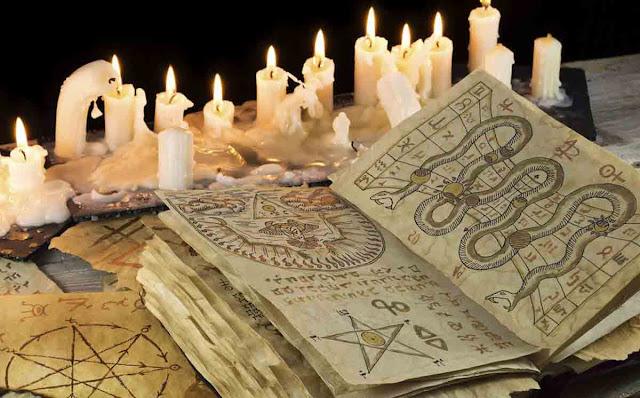 Η Ιστορία πίσω από την Τελετουργική Μαγεία