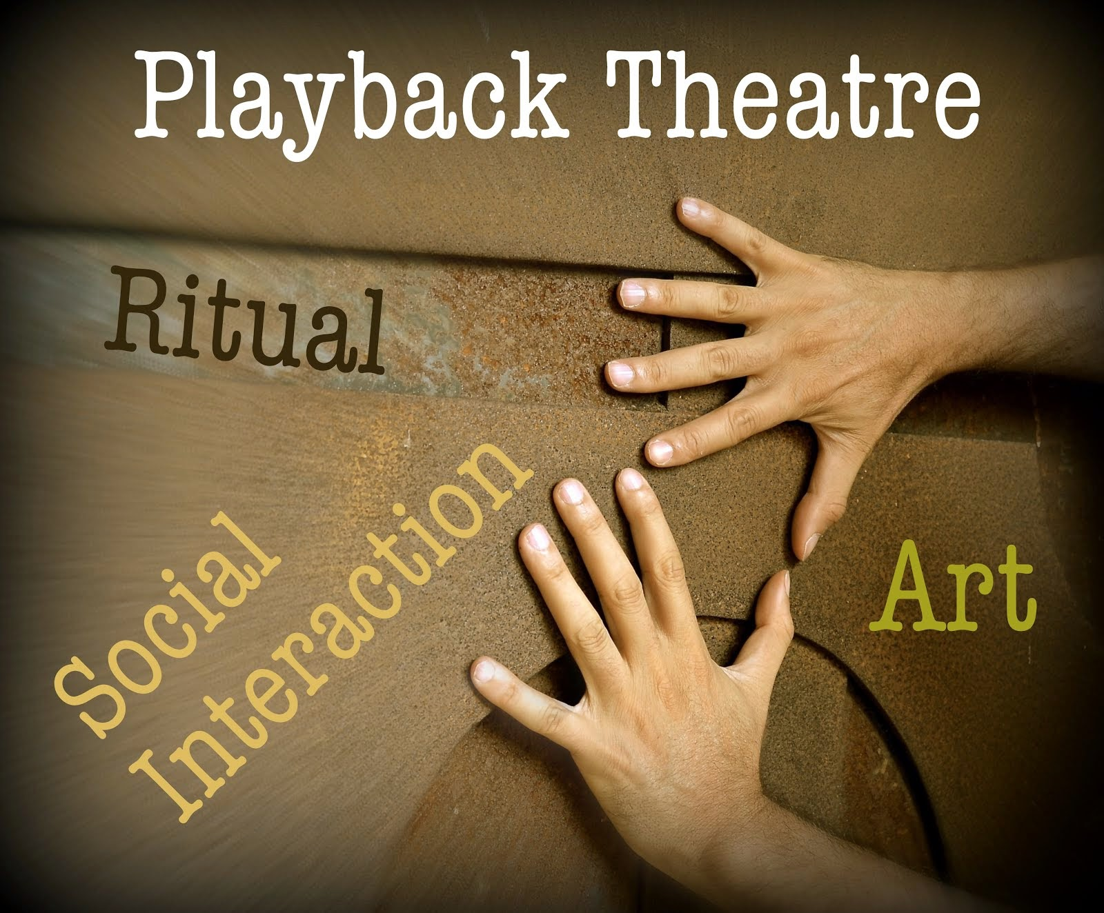PLAYBACK THEATRE with Roger Foster