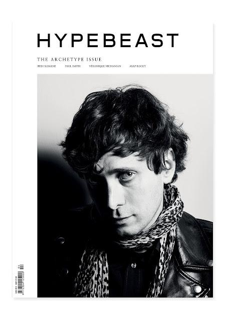 Hypebeast Magazine issue 4 Hedi Slimane