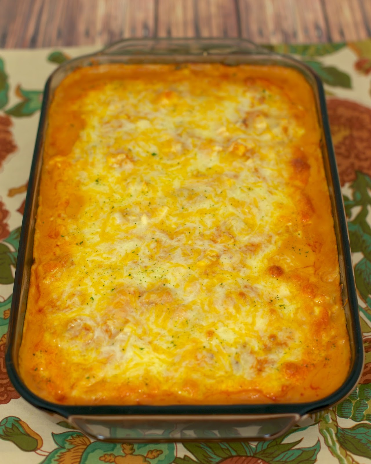 King Ranch Chicken Casserole | Plain Chicken