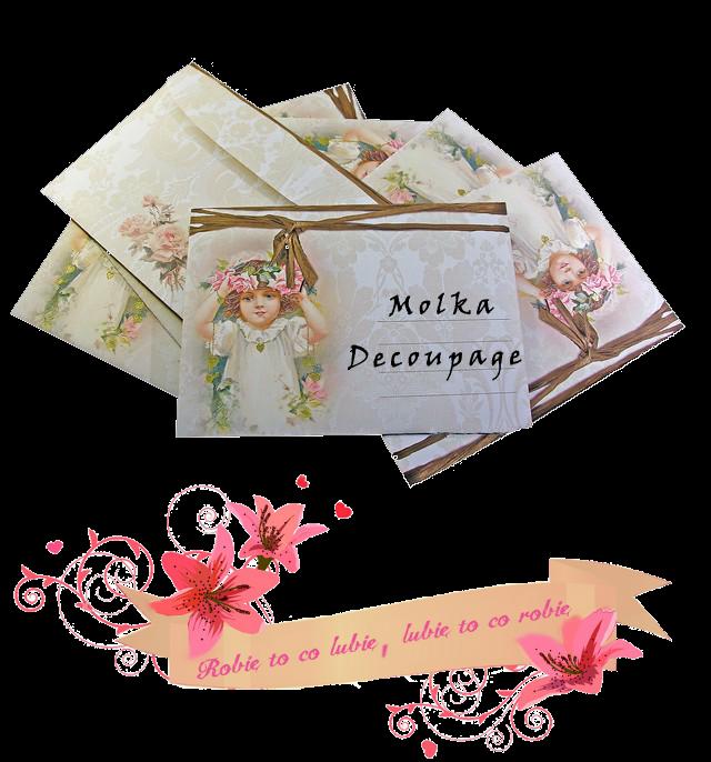 Molka Decoupage