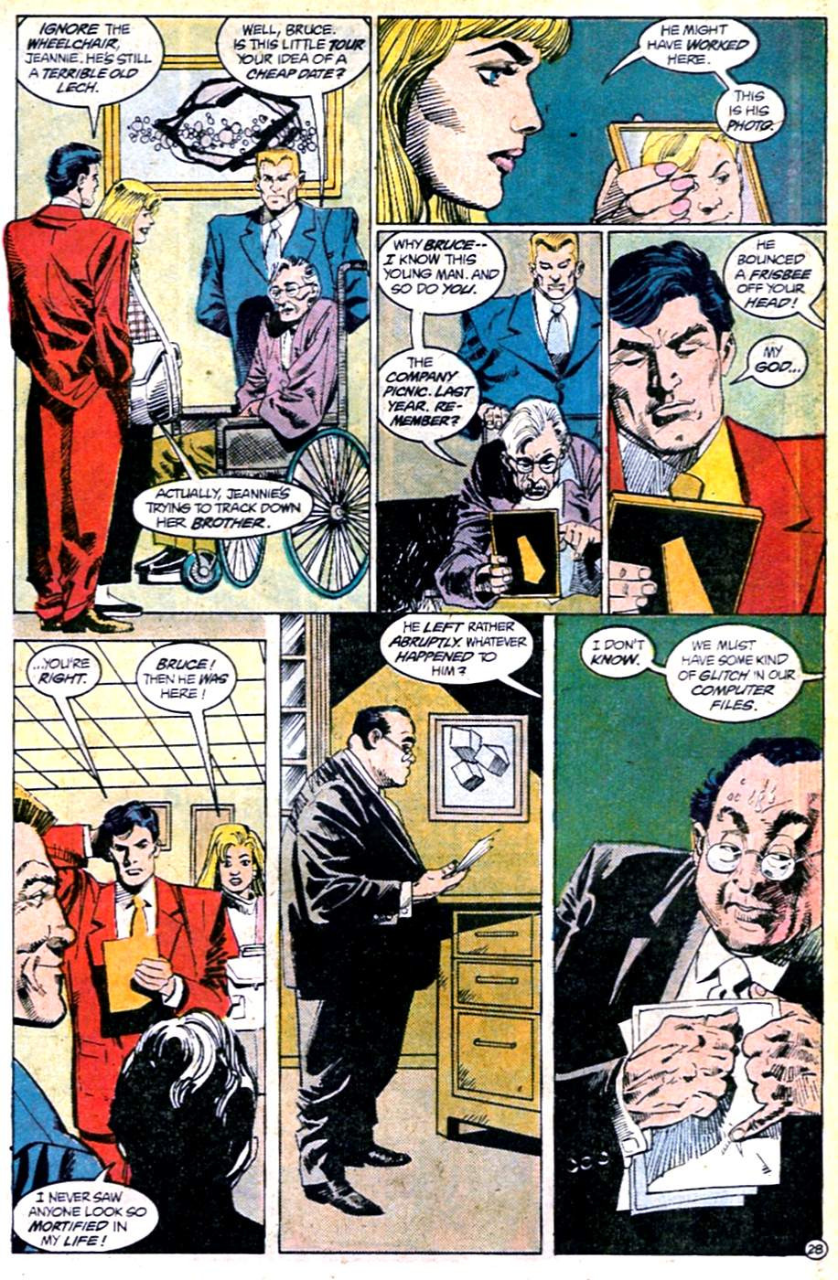 Detective Comics (1937) Issue #598 Page 29