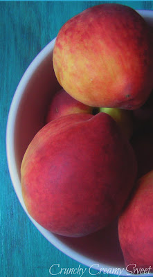 peaches2 Peach Sorbet