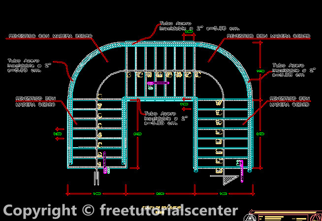 Spiral staircase design cad drawing Spiral stair cad