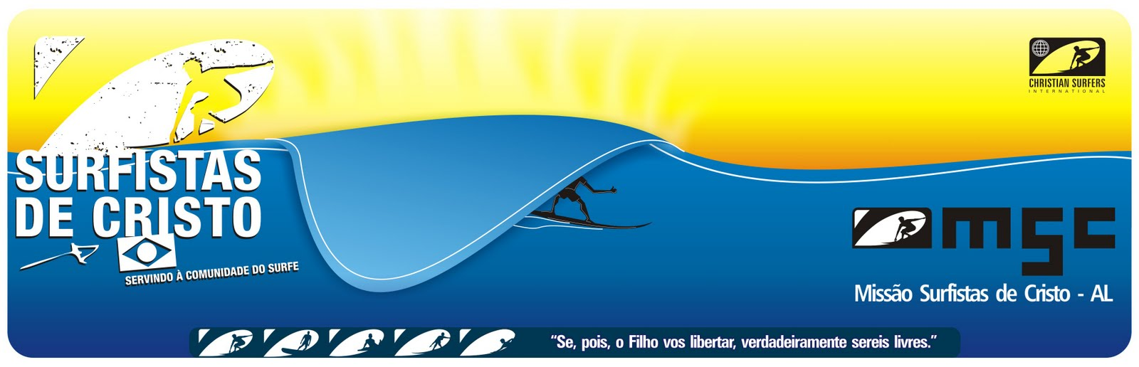 Missão Surfistas de Cristo