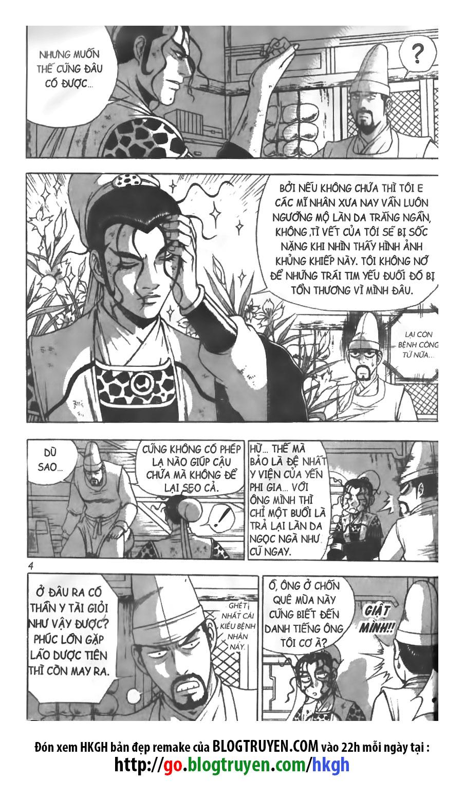 Hiệp Khách Giang Hồ chap 264 Trang 5 - Mangak.info