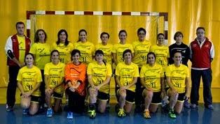 Deportes - Balonmano Femenino.