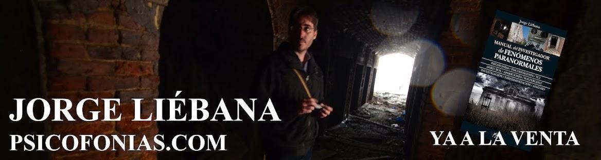 Jorge Liébana - Psicofonías.com