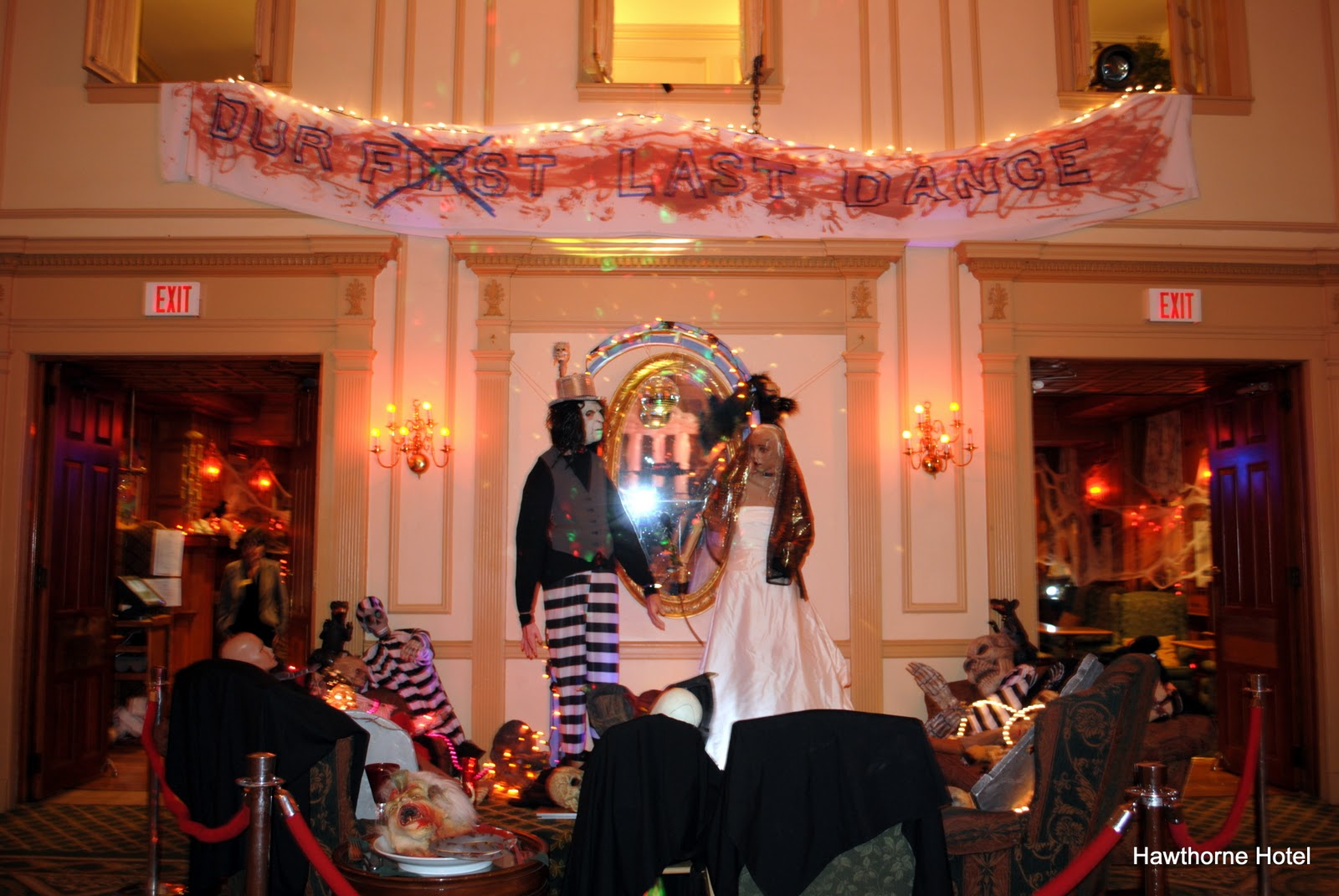 Hawthorne Hotel: October 2011
