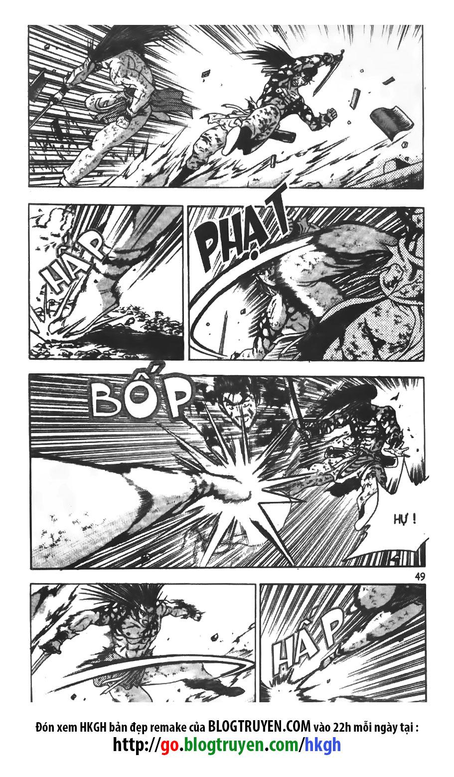 Hiệp Khách Giang Hồ chap 216 page 19 - IZTruyenTranh.com