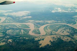 Río Magdalena. Foto: Jorge Bela