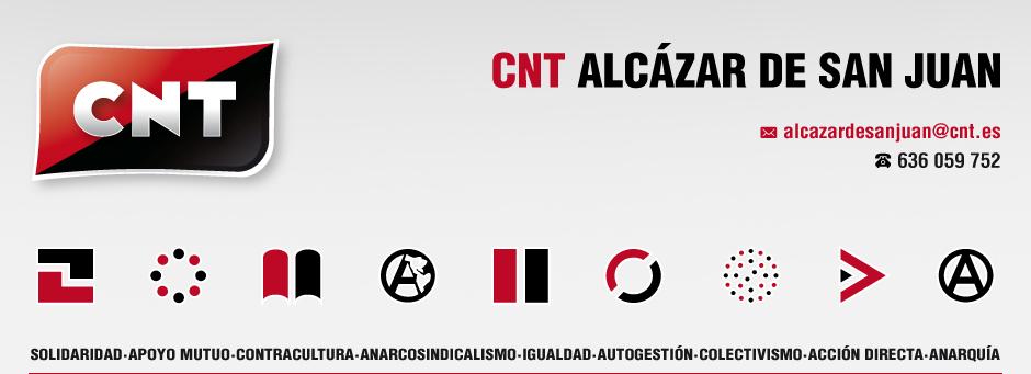 CNT - ALCÁZAR DE SAN JUAN