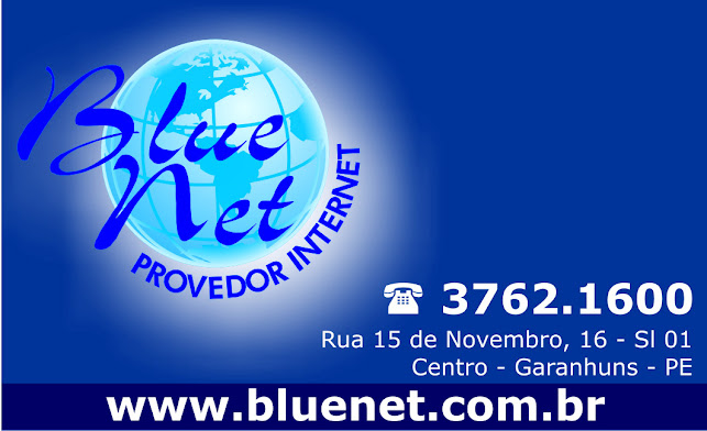 BLUENET (87) 3762-1600