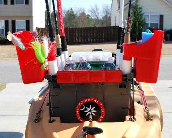 Palmetto Kayak Fishing Build A Large Kayak Fishing Crate