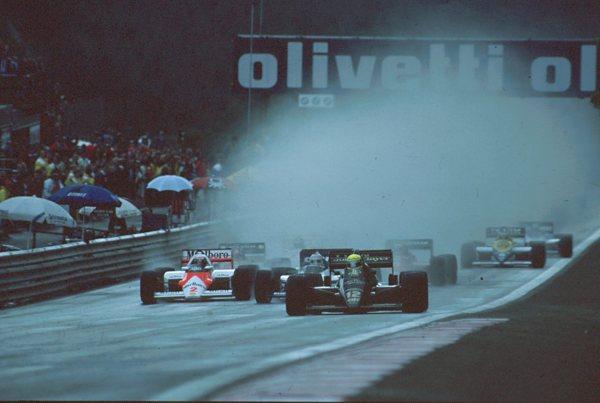 GP da Bélgica de Formula 1, Spa-Francorchamps em 1985 - by gpexpert.com.br