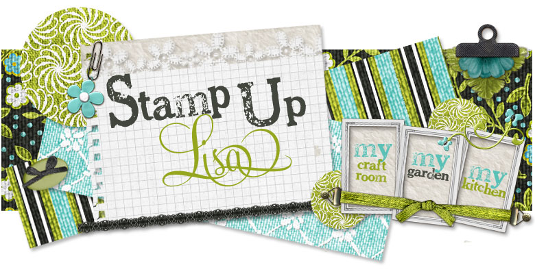 ~~Stamp Up Lisa~~
