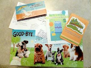 Cards We've Received