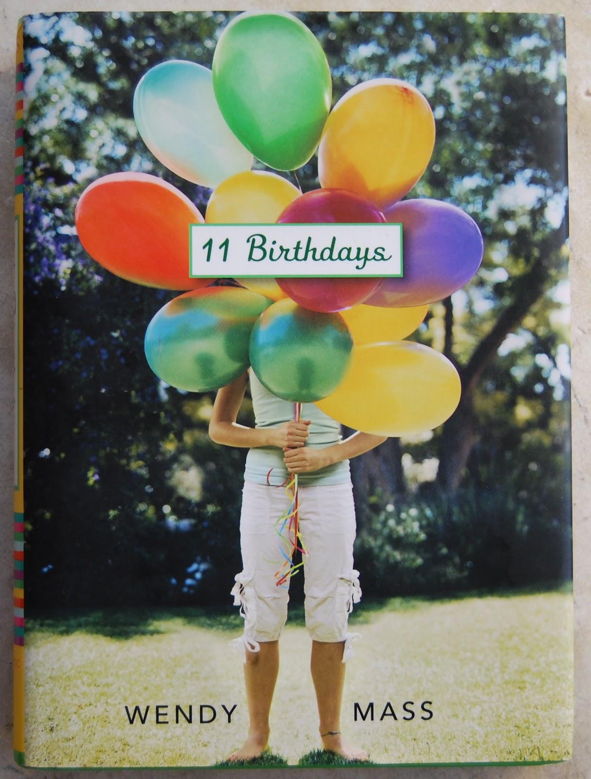 11 Birthdays Amanda And Leo Title: 11 birthdays