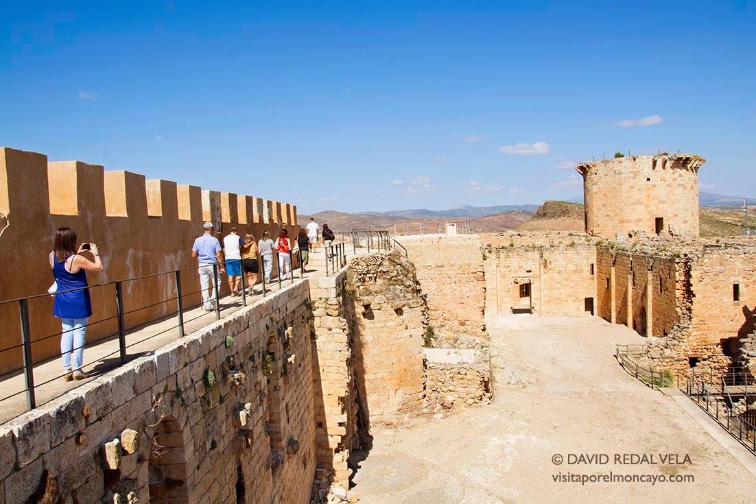 Castillo de Mesones de Isuela Los Navegantes Visita Teatralizada