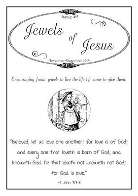 Jewels of Jesus Magazine Issue #8