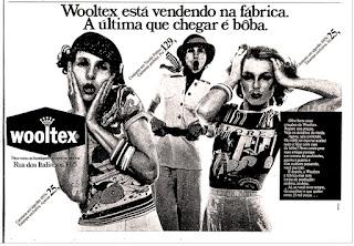 1975, Moda anos 70; propaganda anos 70; história da década de 70; reclames anos 70; brazil in the 70s; Oswaldo Hernandez